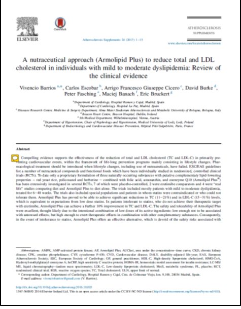 下載文獻-關於Q10+蝦青素,對於血脂肪異常的幫助